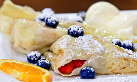$10 for Two Groupons, Each Good for $10 Worth of Food at Souptastik Crepes ($20 Value)