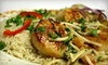North India Bar and Grill - Clovis: Indian Food for Lunch or Dinner at North India Bar & Grill (Half Off)
