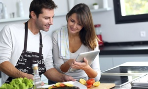 97% Off One Year of Online Cooking Classes