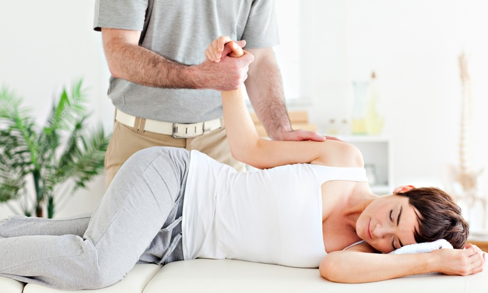 Providence Health Center - Carmel: One- or Three-Visit Chiropractic Packages with Adjustments and Massage at Providence Health Center (Up to 87% Off)