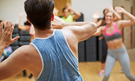 5 o 10 lezioni di corsi fitness a scelta