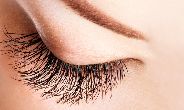 Jenna's Make-up & Waxing Studio - Hosford - Abernethy: $99 for a Full Set of Silk Eyelash Extensions at Jenna's Make-up & Waxing Studio ($300 Value)