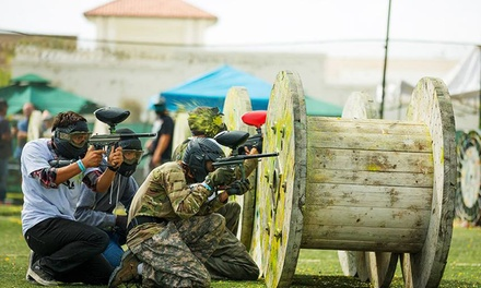 Paintball Package for One, Two, Four, or Eight at Total Combat Paintball (Up to 56% Off)