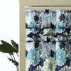 Abott Peek-a-Boo Stitching Shower Curtain