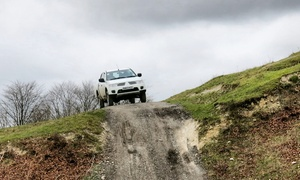 True Grip Off Road Ltd: One-Hour 4x4 Off-Road Driving Experience For One or Two from £29.99 at True Grip (Up to 63% Off)