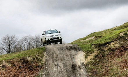 One-Hour 4x4 Off-Road Driving Experience For One or Two from £29.99 at True Grip (Up to 63% Off)