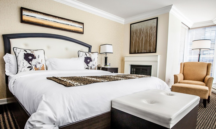 Groupon Montreal Hotel