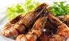 RISTORANTE IL GIARDINO - RISTORANTE IL GIARDINO: Menu di pesce di 5 o 7 portate con degustazione di antipasti e vino DOCG (sconto fino a 74%)