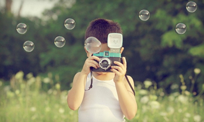 Melissa Calabrese Photography - Looking Glass: $49 for Portrait Package or Newborn Photo Package from Melissa Calabrese Photography in New Baden ($225 Value)