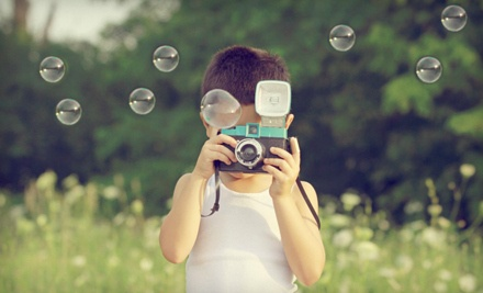 On-Location Portrait Session Package (a $225 value) - Melissa Calabrese Photography in New Baden