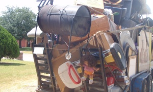 Sam's Cleaning and Hauling: $59 for $120 Worth of Junk Removal at Sam's Cleaning and Hauling