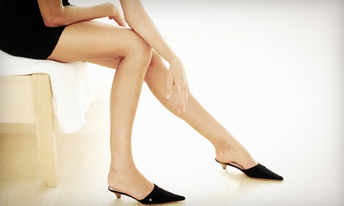 Luxe Body Spa - Balcones Hills: Two or Four Laser Spider-Vein-Removal Treatments at Luxe Body Spa (Up to 84% Off)