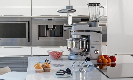 Robot de cocina multifunción Newmixer con recipiente de 5L