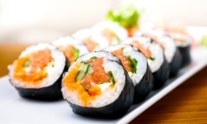 Tokyo Japanese Restaurant: Japanese Cuisine and Drinks at Tokyo Japanese Restaurant in Montclair (40% Off)