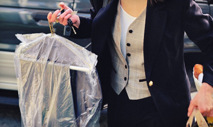 Majestic Cleaners & Alterations - Poughkeepsie: $41 for $75 Worth of Garment Care at Majestic Cleaners & Alterations