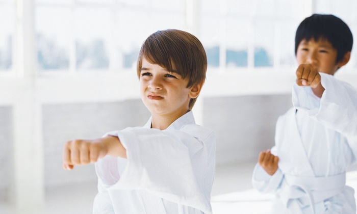 Grandmaster Hans Martial Arts of Central Arkansas - Conway: Martial-Arts Classes or an After-School Program at Grandmaster Hans Martial Arts of Central Arkansas (Up to 55% Off)