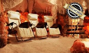 SaliSana: 2, 4 oder 6 Sitzungen in der Salzgrotte SaliSana ab 10,90 € (bis zu 54% sparen*)