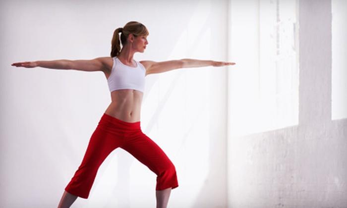 Gratitude Yoga - Mansfield: $39 for 10 Yoga Classes at Gratitude Yoga ($120 Value)