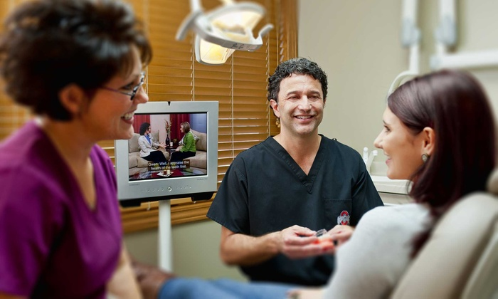 Kondas Dental Group - Kondas Dental Group: $69 for an 80-Minute Dental Checkup with X-rays and Cleaning from Kondas Dental Group ($229 Value)