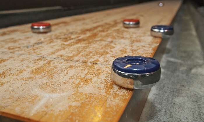 ABL Sports League: Bar-Shuffleboard Team Membership: Valid at Jersey City or Hackensack Location from ABL Sports League (50% Off)