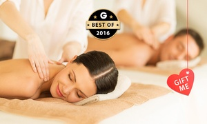 Spa & Sport at Swissotel Sydney: Spa Package for One ($119) or Two People ($219) at Spa & Sport at Swissotel Sydney, CBD (Up to $485 Value)