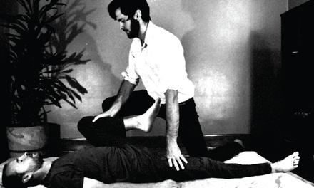 A 60-Minute Thai Massage at The Healing Triad (50% Off)
