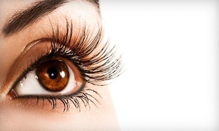 Softouch of Birmingham - Alabaster-Helena: Permanent Eyeliner, Eyelash, and Eyebrow Treatments at Softouch of Birmingham (Up to 60% Off). Two Options Available.