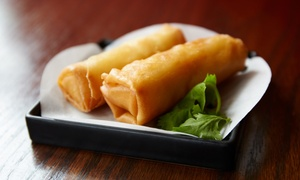 Asian Fusion Cuisine For Two Or Four Or More At Golden Phoenix Bistro (up To 37% Off)