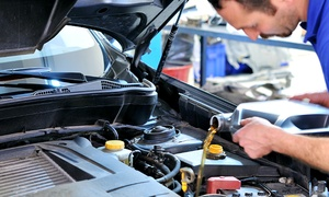 123 Automobiles: Vidange 5L 5W40 ou 10W40 avec filtre à huile et points de contrôle à 44,90 € chez 123 Automobiles