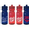 MLB Squeeze Water Bottles (2-Pack)