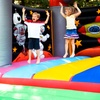 Up to 53% Off Bounce-House with Optional Concessions
