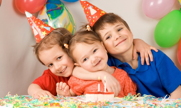 Birthday Party or Children's Gymnastics Classes at Kidsville Playgym (Up to 60% Off)