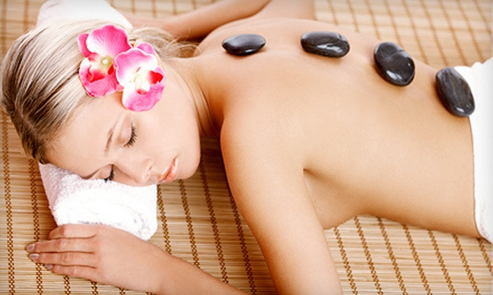 Well-Being Massage Studio - Oakland Mills: One or Two 60-Minute Hot-Stone Massages with Cellulite Cupping at Well-Being Massage Studio (Up to 60% Off)