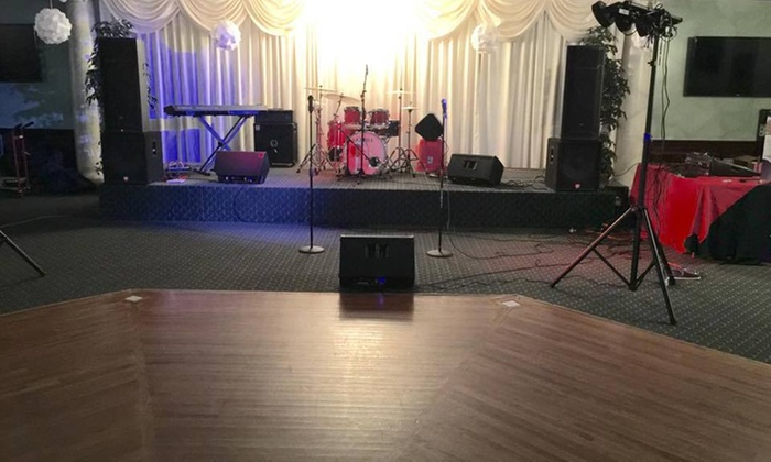 Rebirth Entertainment Company Llc - Piedmont Triad: Five-Hour Sound Package for a Party from REBIRTH ENTERTAINMENT COMPANY LLC (45% Off)