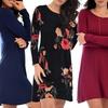 Lyss Loo Comfort Oversized Long-Sleeve Tunic Dress