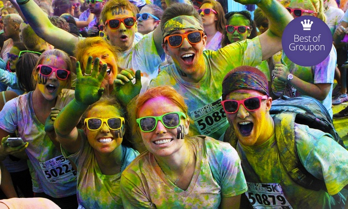 Color Me Rad - Wolf Pen Creek District: $22 for One Entry to the Color Me Rad 5K Run on Sunday, April 6, at 9 a.m. ($45 Value)