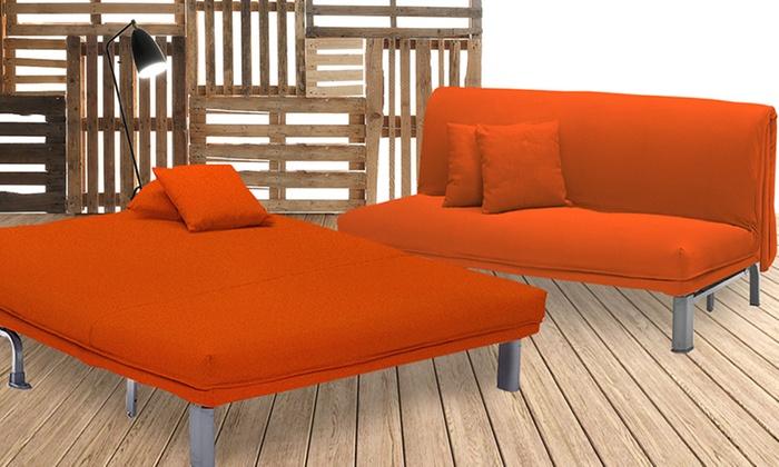 Poltrona o divano letto furios groupon goods for Groupon divano letto