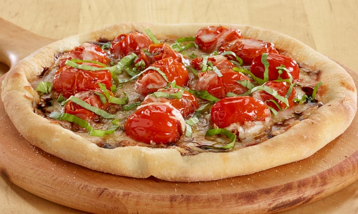 NYPD Pizza - Multiple Locations: $22 for Two Groupons, Each Good for $20 Worth of Food at NYPD Pizza ($40 Total Value)
