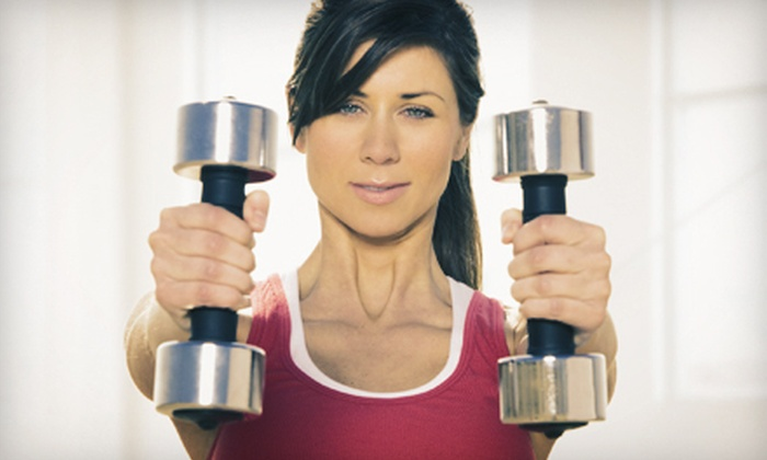 HarwellFit - Florence: 4-, 6-, or 10-Week Boot-Camp Class at HarwellFit (Up to 62% Off)
