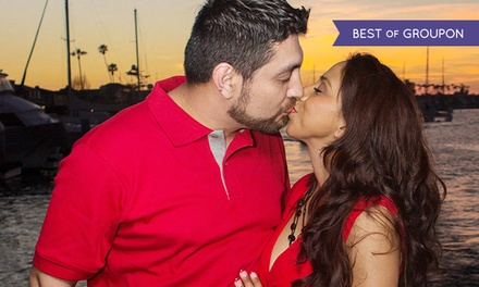 Valentine's Cruise with Drink Tickets for One or Two from Cruise Newport Beach (Up to 64% Off)