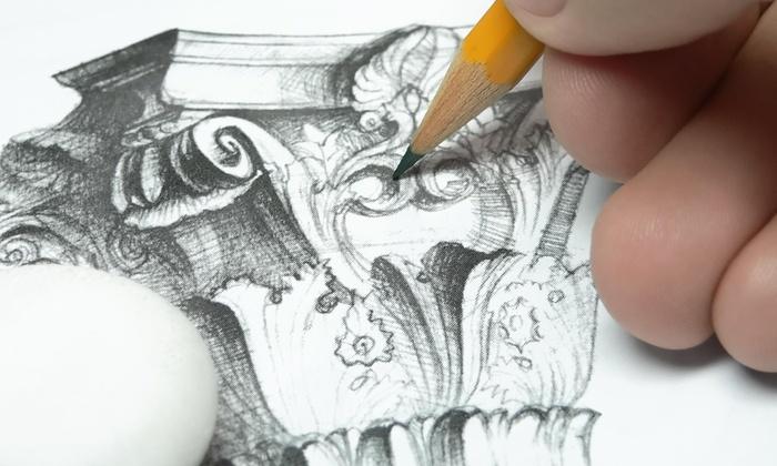 Fine Arts Basics - Fine Arts Basics: $95 for Four 4-Hour Drawing Classes at Fine Arts Basics (47% Off)