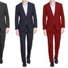 Bernardi Men's Slim-Fit Suits (2-Piece)