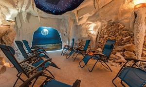 Salt Therapy Grotto: One or Three Salt-Cave Sessions for Kids or Adults at Salt Therapy Grotto (Up to 46% Off)