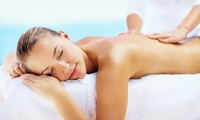 GROUPON: Up to 58% Off a Swedish-Massage Package Soul Soothing Facial and Massage by Ilene