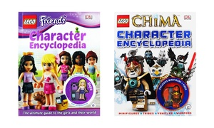 LEGO® Chima or Friends Character Encyclopaedia