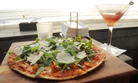 GROUPON: $5 Off 1 Topping Large Pizza & a Bottle of Wine Tony's Pizza House