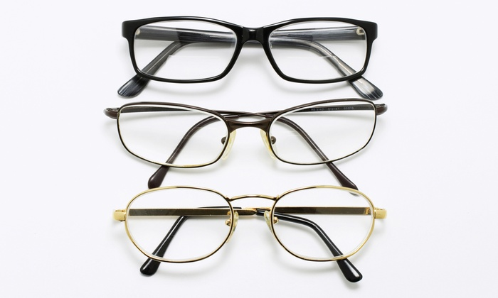 Shawnee Optix - Multiple Locations: $25 for $200 Worth of Designer Frames and Lenses at Shawnee Optix