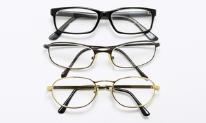 Shawnee Optix: $25 for $200 Worth of Designer Frames and Lenses at Shawnee Optix