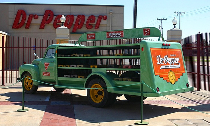 Dr Pepper Museum - Brazos: Tour and Soda for Two, Four, Six, or Eight to Dr Pepper Museum (Up to 45% Off)