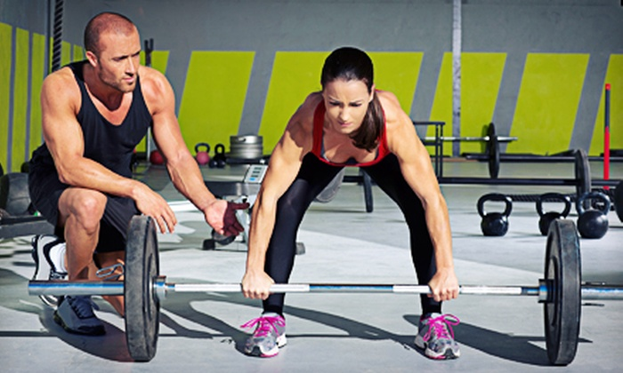 CrossFit Sun - San Diego: 10 or 20 CrossFit Classes for Adults or 10 CrossFit Classes for Kids 3–18 at CrossFit Sun (Up to 83% Off)